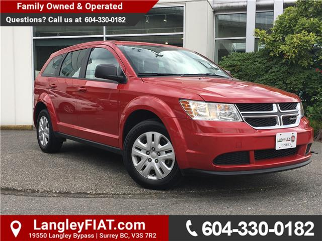 2016 Dodge Journey CVP/SE Plus (Stk: EE909980) in Surrey - Image 1 of 26