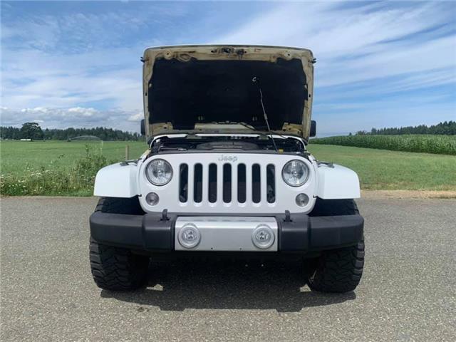 2014 Jeep Wrangler Sahara (Stk: L152926A) in Courtenay - Image 9 of 24