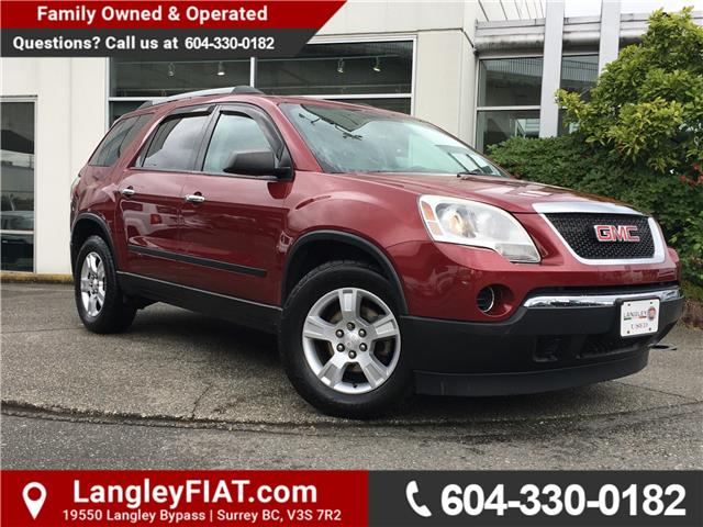 2011 GMC Acadia SLE (Stk: LF8510A) in Surrey - Image 1 of 29