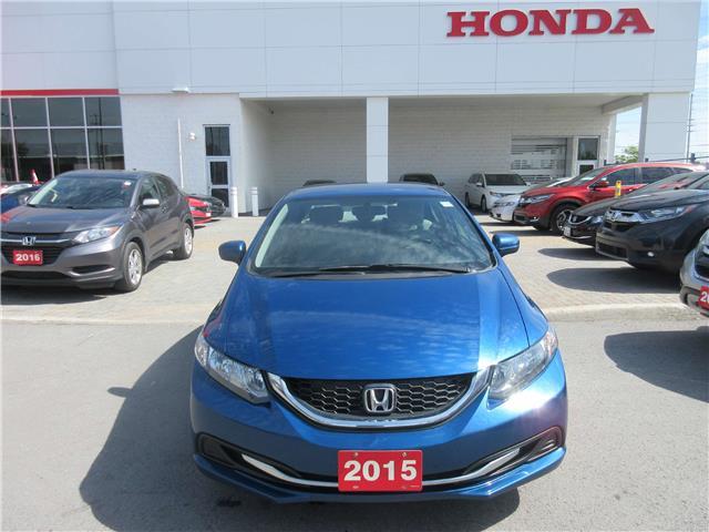 2015 Honda Civic LX (Stk: SS3499) in Ottawa - Image 2 of 10