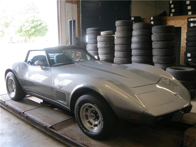 1978 Chevrolet Corvette Two Tone Silver (Stk: 15002B) in Stratford - Image 1 of 9
