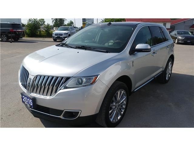 2015 Lincoln MKX Base (Stk: P0461) in Bobcaygeon - Image 20 of 24