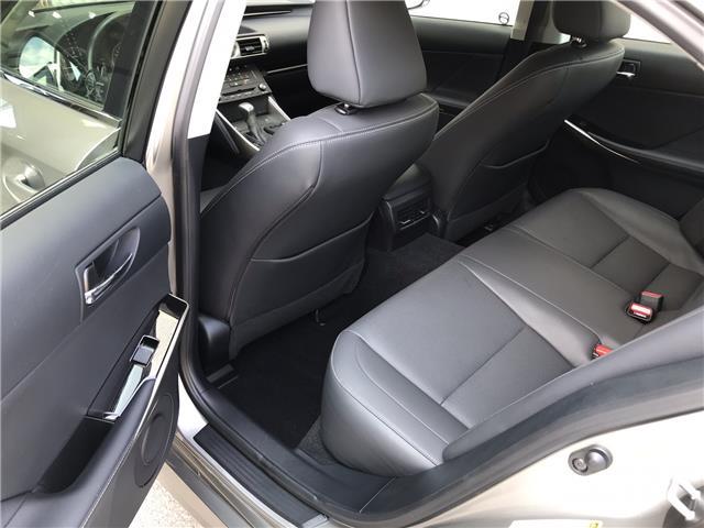 2016 Lexus IS 300 Base (Stk: 28476A) in Markham - Image 19 of 22