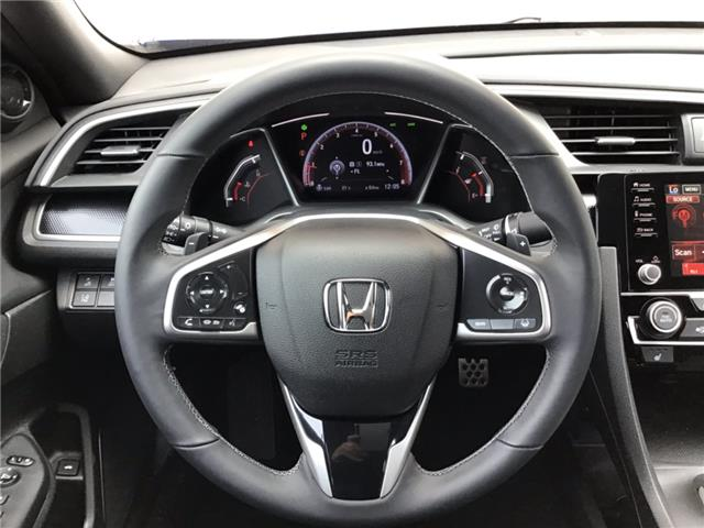 2019 Honda Civic Sport (Stk: 191476) in Barrie - Image 10 of 25