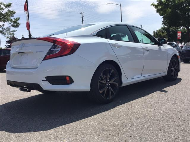 2019 Honda Civic Sport (Stk: 191476) in Barrie - Image 6 of 25