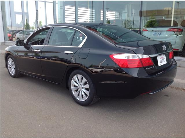 2015 Honda Accord EX-L (Stk: I190952A) in Mississauga - Image 2 of 13