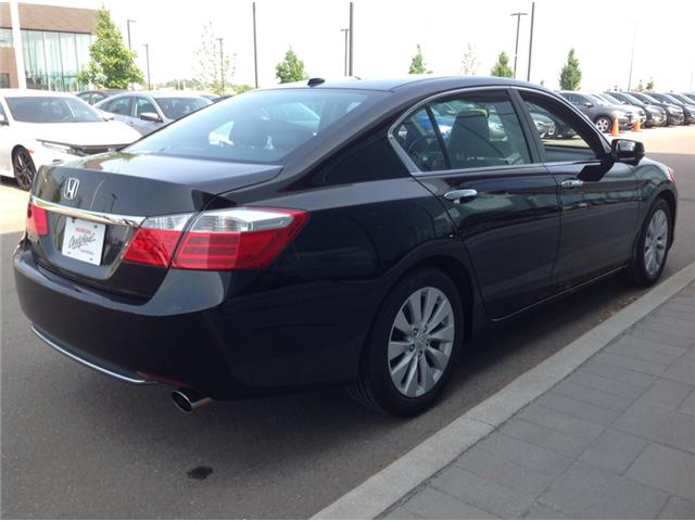 2015 Honda Accord EX-L (Stk: I190952A) in Mississauga - Image 3 of 13