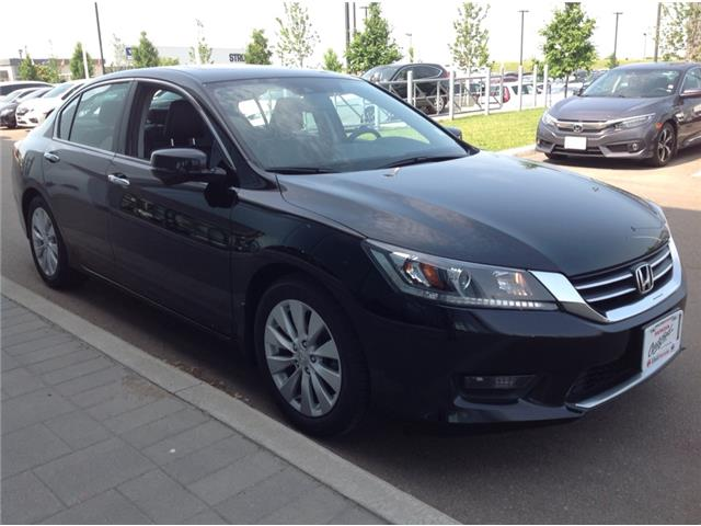 2015 Honda Accord EX-L (Stk: I190952A) in Mississauga - Image 4 of 13