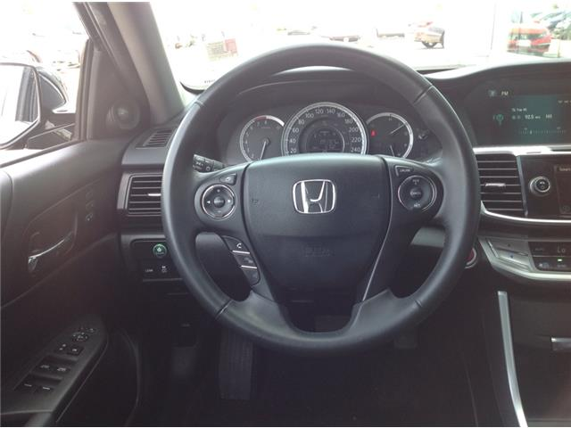 2015 Honda Accord EX-L (Stk: I190952A) in Mississauga - Image 6 of 13