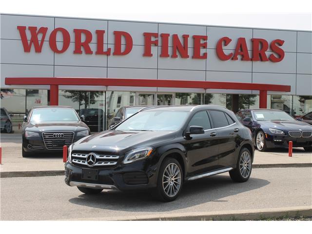 2018 Mercedes-Benz GLA 250 Base (Stk: ) in Toronto - Image 1 of 22