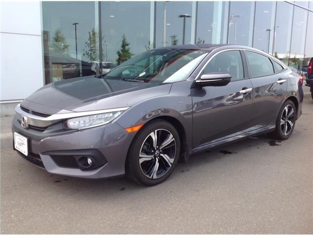 2016 Honda Civic Touring (Stk: I190220A) in Mississauga - Image 1 of 15