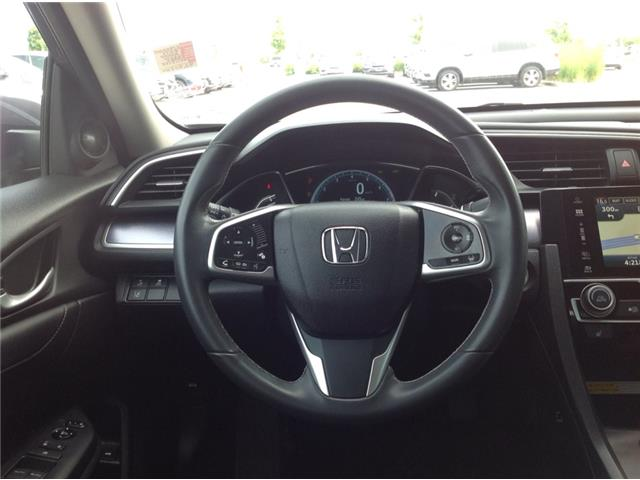 2016 Honda Civic Touring (Stk: I190220A) in Mississauga - Image 6 of 15