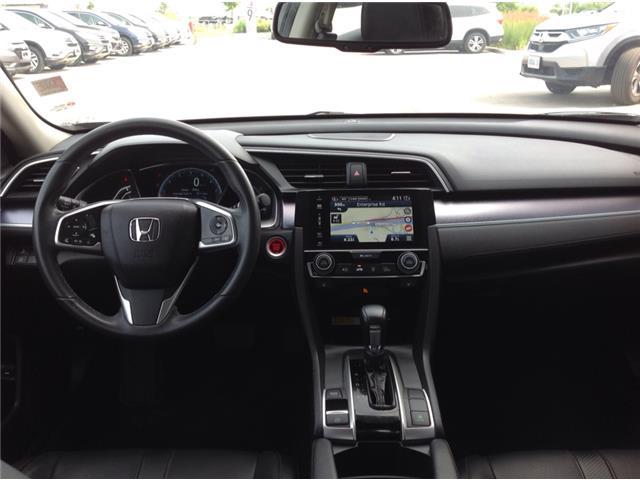 2016 Honda Civic Touring (Stk: I190220A) in Mississauga - Image 7 of 15