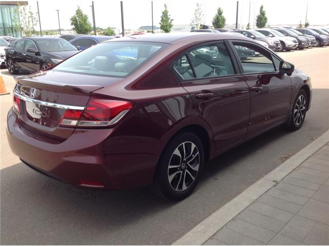 2015 Honda Civic EX (Stk: I190879A) in Mississauga - Image 3 of 14