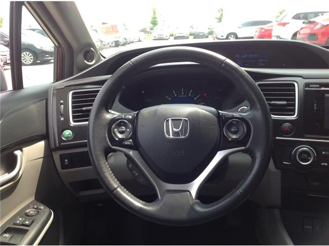 2015 Honda Civic EX (Stk: I190879A) in Mississauga - Image 7 of 14