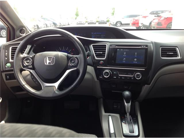 2015 Honda Civic EX (Stk: I190879A) in Mississauga - Image 8 of 14
