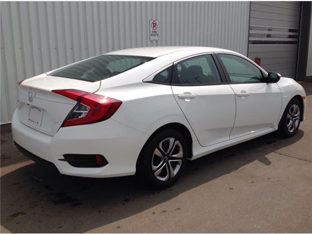 2016 Honda Civic LX (Stk: 66989) in Mississauga - Image 3 of 12