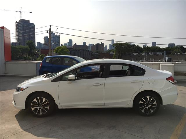 2015 Honda Civic EX (Stk: C191064A) in Toronto - Image 2 of 22