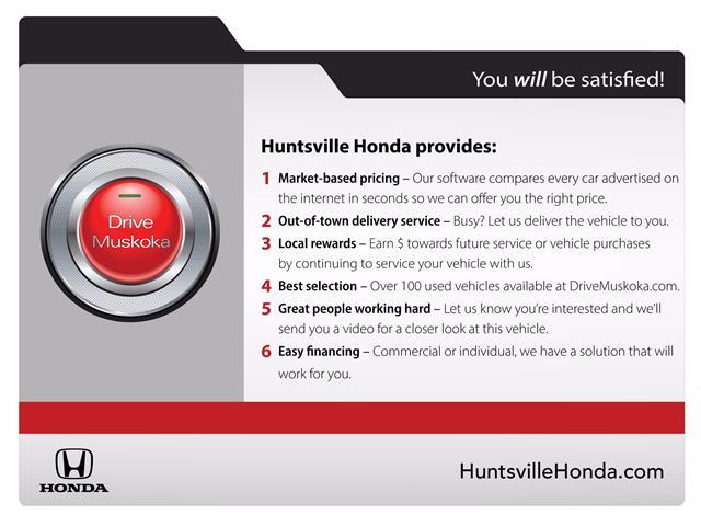 2016 Honda Civic EX-T (Stk: 219466A) in Huntsville - Image 47 of 47