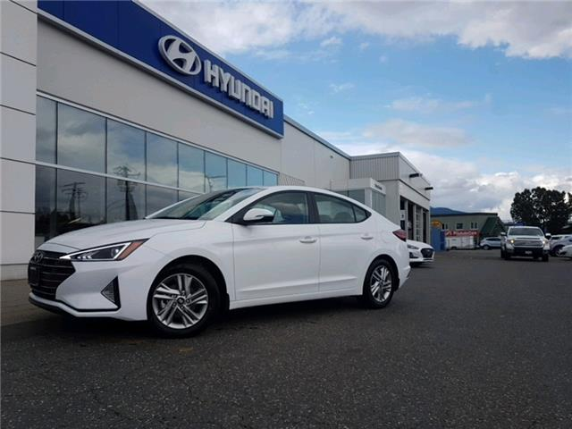 2020 Hyundai Elantra Preferred w/Sun & Safety Package (Stk: HA2-4797) in Chilliwack - Image 1 of 11