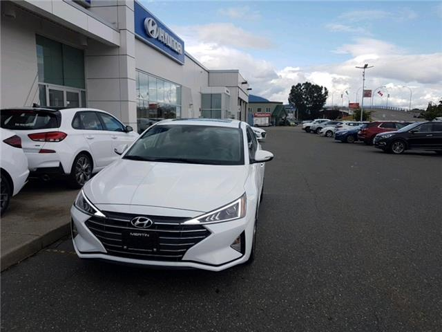 2020 Hyundai Elantra Preferred w/Sun & Safety Package (Stk: HA2-4797) in Chilliwack - Image 2 of 11