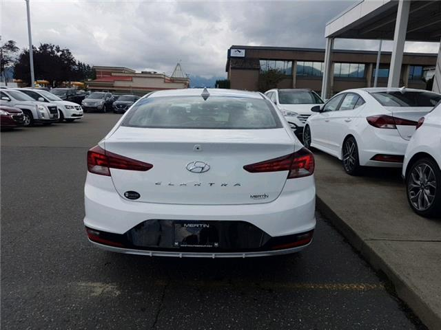 2020 Hyundai Elantra Preferred w/Sun & Safety Package (Stk: HA2-4797) in Chilliwack - Image 4 of 11