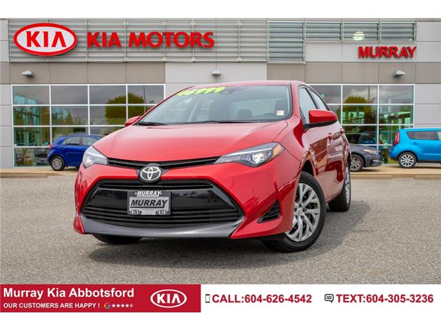 2017 Toyota Corolla LE (Stk: M1283) in Abbotsford - Image 1 of 26