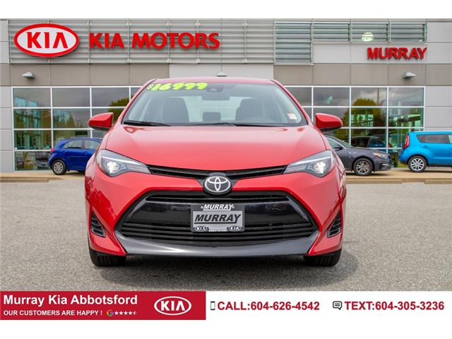 2017 Toyota Corolla LE (Stk: M1283) in Abbotsford - Image 2 of 26