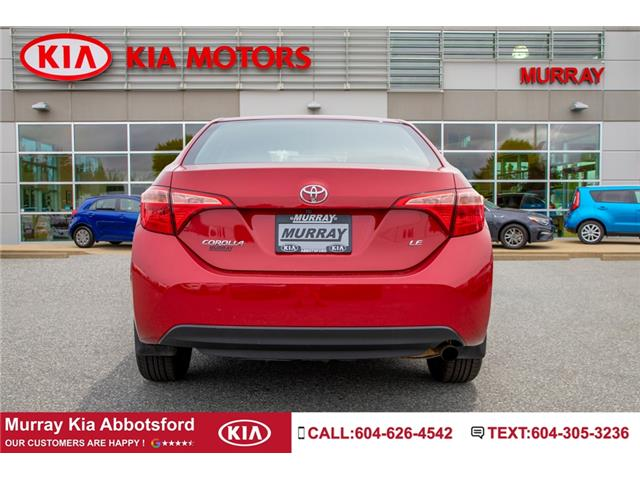 2017 Toyota Corolla LE (Stk: M1283) in Abbotsford - Image 4 of 26