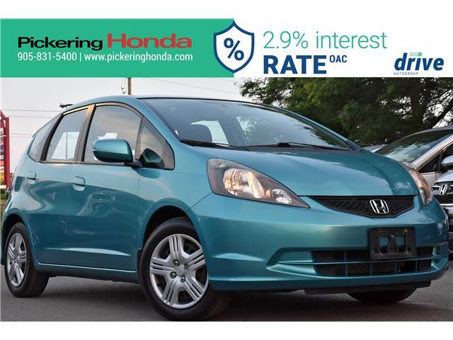 2014 Honda Fit LX (Stk: P5058) in Pickering - Image 1 of 26