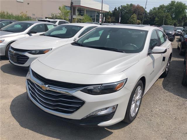 2019 Chevrolet Malibu LT (Stk: 208587) in Markham - Image 1 of 5
