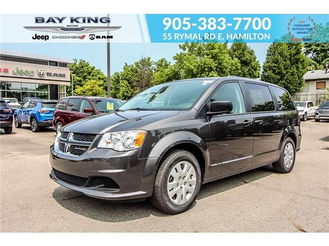 2019 Dodge Grand Caravan CVP/SXT (Stk: 193584) in Hamilton - Image 1 of 25