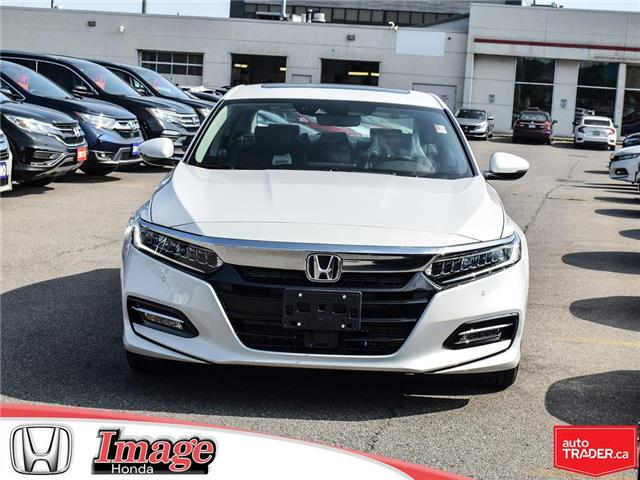 2019 Honda Accord Hybrid Touring (Stk: 9A181) in Hamilton - Image 2 of 20