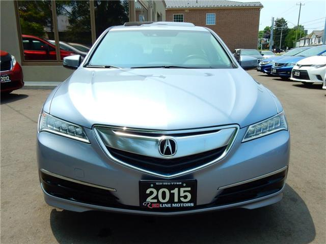 2015 Acura TLX V6 Tech (Stk: 19UUB2) in Kitchener - Image 2 of 26