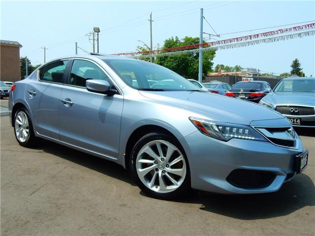 2016 Acura ILX Base (Stk: 19UDE2) in Kitchener - Image 1 of 26