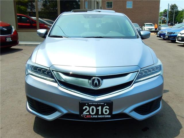 2016 Acura ILX Base (Stk: 19UDE2) in Kitchener - Image 2 of 26