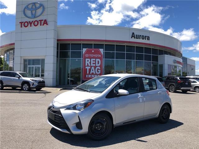 2019 Toyota Yaris LE (Stk: 30996) in Aurora - Image 1 of 15