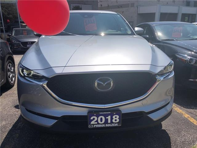 2018 Mazda CX-5 GT (Stk: 18-786) in Woodbridge - Image 2 of 15