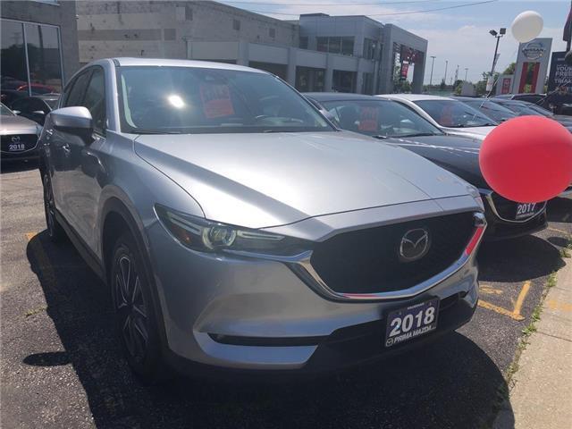 2018 Mazda CX-5 GT (Stk: 18-786) in Woodbridge - Image 4 of 15