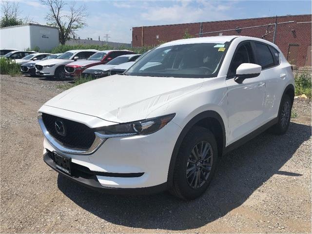 2019 Mazda CX-5 GS (Stk: 19-423) in Woodbridge - Image 1 of 17