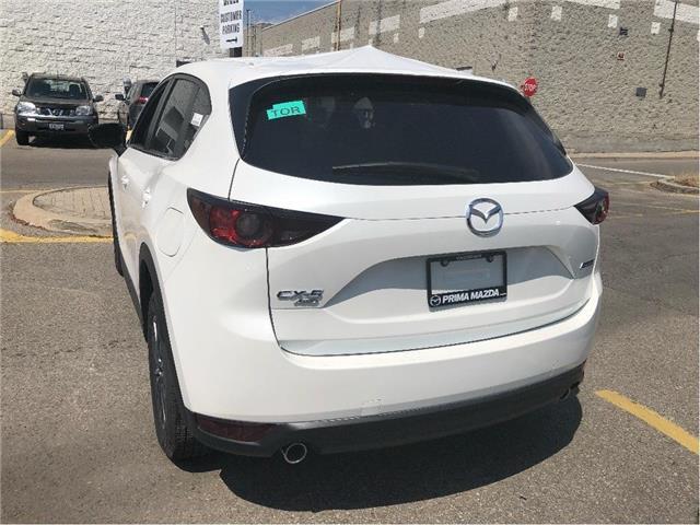2019 Mazda CX-5 GS (Stk: 19-420) in Woodbridge - Image 3 of 16