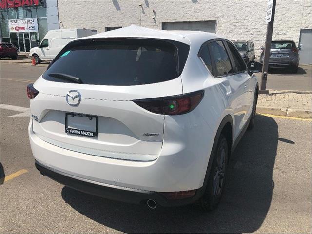 2019 Mazda CX-5 GS (Stk: 19-420) in Woodbridge - Image 5 of 16