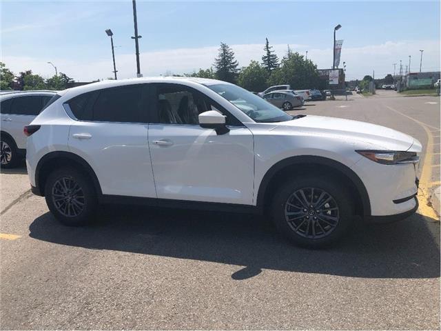 2019 Mazda CX-5 GS (Stk: 19-420) in Woodbridge - Image 6 of 16