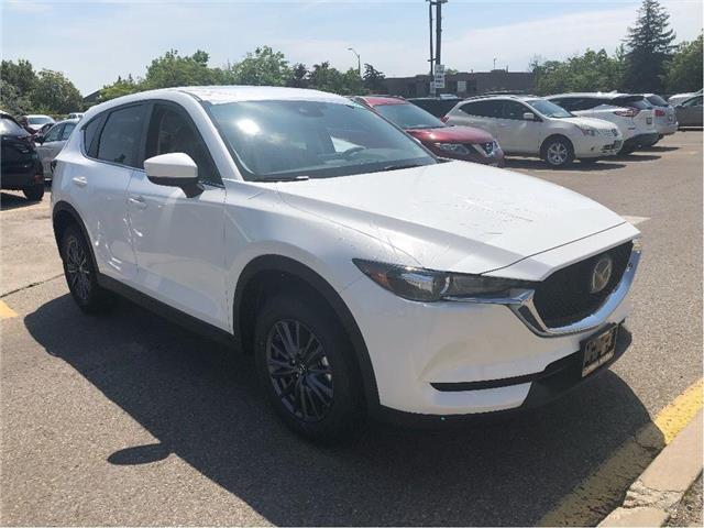 2019 Mazda CX-5 GS (Stk: 19-420) in Woodbridge - Image 7 of 16