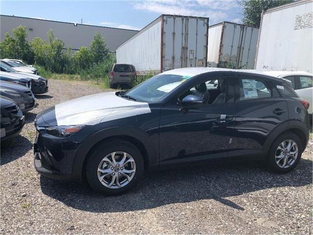 2019 Mazda CX-3 GS (Stk: 19-229) in Woodbridge - Image 2 of 15