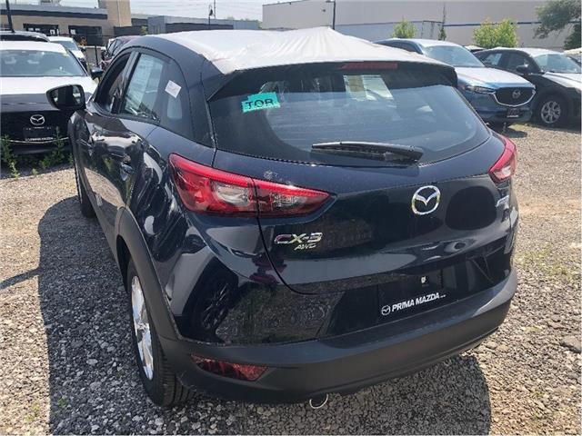 2019 Mazda CX-3 GS (Stk: 19-229) in Woodbridge - Image 3 of 15