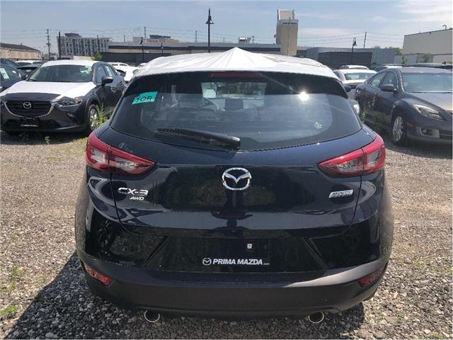 2019 Mazda CX-3 GS (Stk: 19-229) in Woodbridge - Image 4 of 15