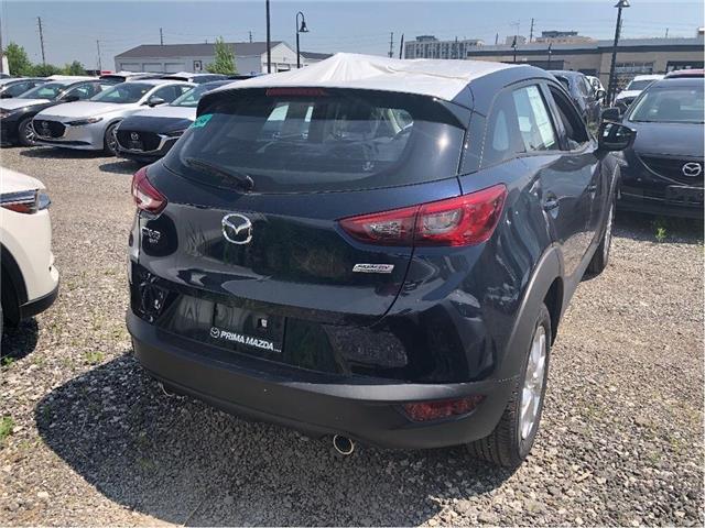 2019 Mazda CX-3 GS (Stk: 19-229) in Woodbridge - Image 5 of 15