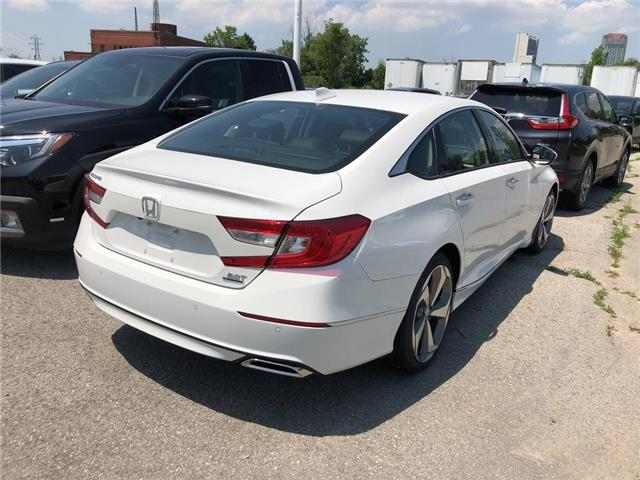 2019 Honda Accord Touring 2.0T (Stk: N5221) in Niagara Falls - Image 4 of 5