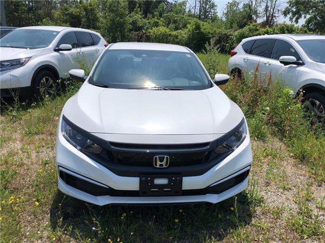 2019 Honda Civic LX (Stk: N5218) in Niagara Falls - Image 3 of 5